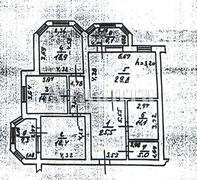Продается 3-комнатная квартира в новострое на ул. Довженко — 210 000 у.е. (фото №17)