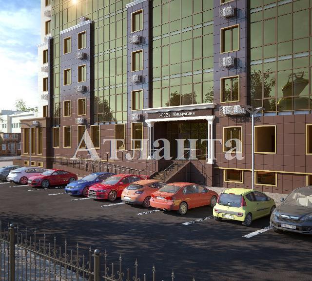 Продается 2-комнатная квартира в новострое на ул. Болгарская — 33 000 у.е.