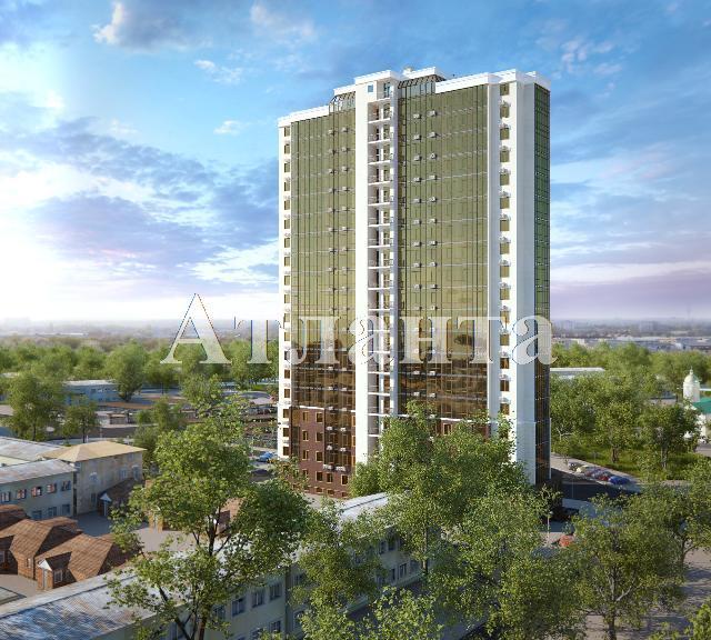 Продается 2-комнатная квартира в новострое на ул. Болгарская — 33 000 у.е. (фото №3)