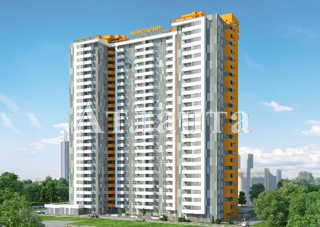 Продается 2-комнатная квартира в новострое на ул. Канатная — 59 960 у.е. (фото №3)