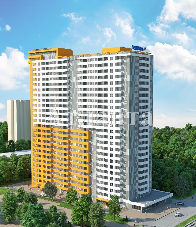 Продается 3-комнатная квартира в новострое на ул. Канатная — 62 470 у.е. (фото №2)