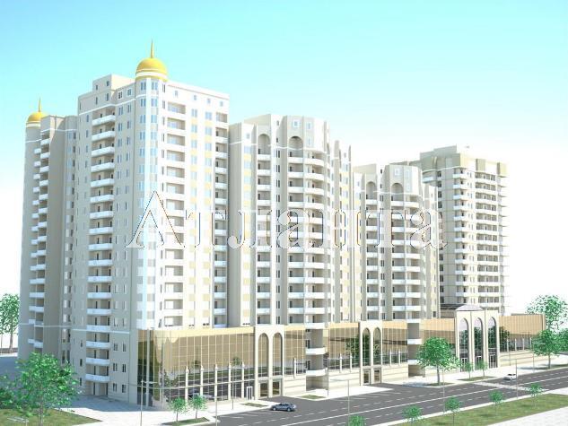 Продается 1-комнатная квартира в новострое на ул. Косвенная — 38 470 у.е. (фото №2)