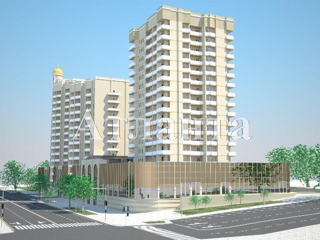 Продается 1-комнатная квартира в новострое на ул. Косвенная — 38 470 у.е. (фото №3)