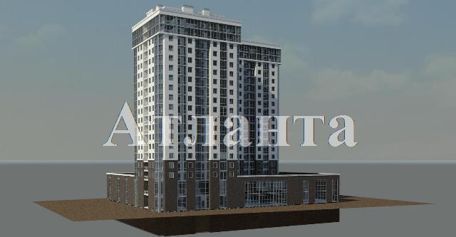 Продается 3-комнатная квартира в новострое на ул. Жм Дружный — 48 840 у.е. (фото №2)