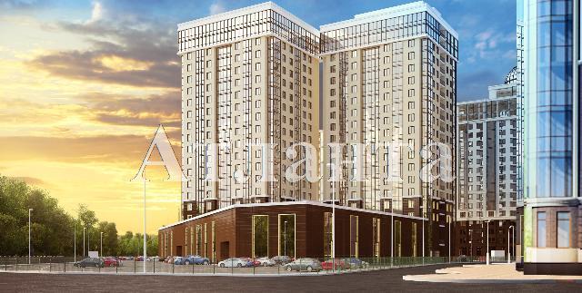 Продается 1-комнатная квартира в новострое на ул. Жм Дружный — 24 820 у.е. (фото №2)