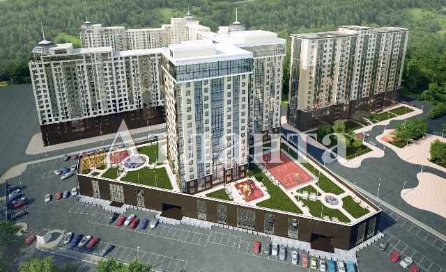 Продается 1-комнатная квартира в новострое на ул. Жм Дружный — 29 180 у.е. (фото №3)