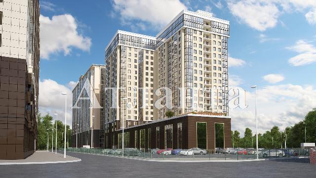 Продается 1-комнатная квартира в новострое на ул. Жм Дружный — 25 640 у.е. (фото №2)