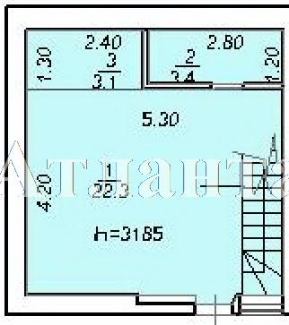 Продается Многоуровневая квартира на ул. 10 Апреля — 38 900 у.е.