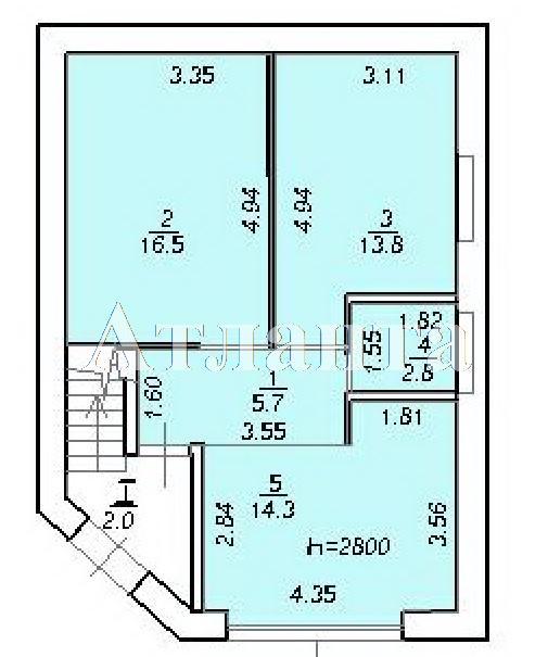 Продается Многоуровневая квартира на ул. 10 Апреля — 35 800 у.е.