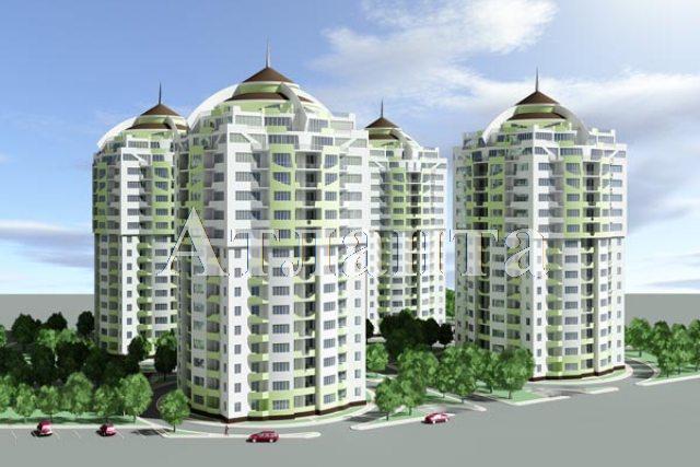 Продается 3-комнатная квартира в новострое на ул. Люстдорфская Дорога — 85 000 у.е. (фото №2)