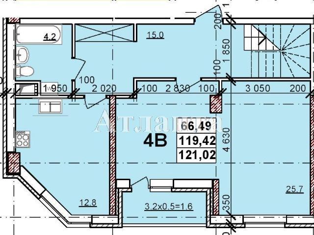 Продается Многоуровневая квартира в новострое на ул. Балковская — 71 600 у.е.