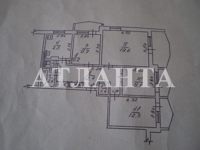 Продается 4-комнатная квартира на ул. Маршала Жукова — 55 000 у.е. (фото №3)