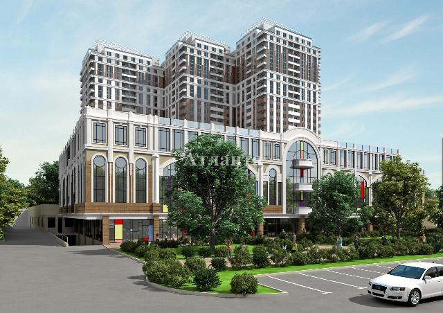 Продается 1-комнатная квартира в новострое на ул. Генуэзская — 79 770 у.е. (фото №2)