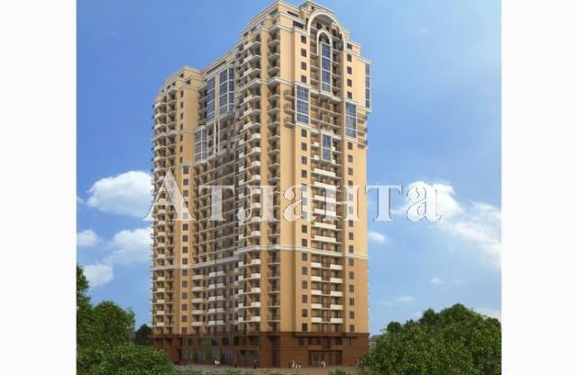 Продается 1-комнатная квартира в новострое на ул. Педагогическая — 27 500 у.е. (фото №2)