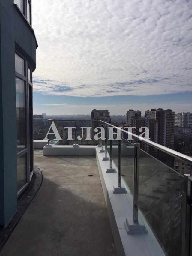 Продается 2-комнатная квартира в новострое на ул. Генуэзская — 105 500 у.е. (фото №14)