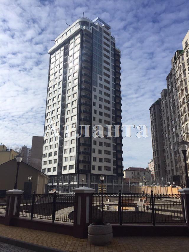 Продается 2-комнатная квартира в новострое на ул. Генуэзская — 105 500 у.е. (фото №16)