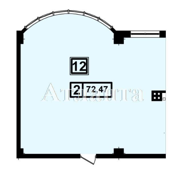 Продается 2-комнатная квартира в новострое на ул. Генуэзская — 65 950 у.е. (фото №3)