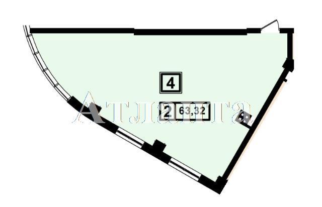 Продается 2-комнатная квартира в новострое на ул. Генуэзская — 57 620 у.е.