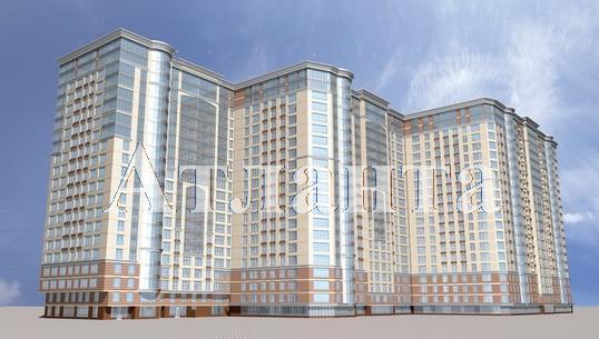 Продается 2-комнатная квартира в новострое на ул. Генуэзская — 63 140 у.е. (фото №2)