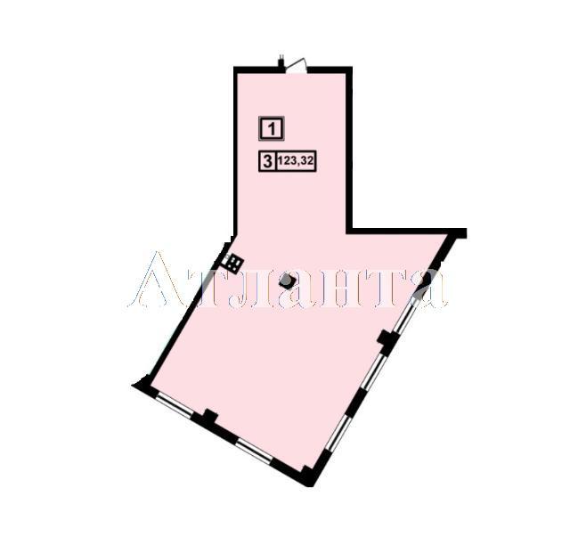 Продается 3-комнатная квартира в новострое на ул. Генуэзская — 117 150 у.е. (фото №3)