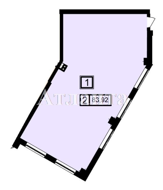 Продается 2-комнатная квартира в новострое на ул. Генуэзская — 78 870 у.е. (фото №3)
