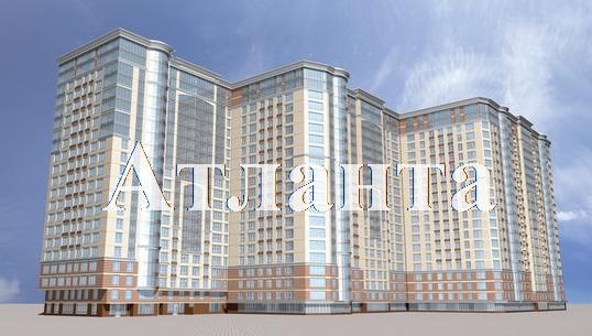 Продается 2-комнатная квартира в новострое на ул. Генуэзская — 81 240 у.е.
