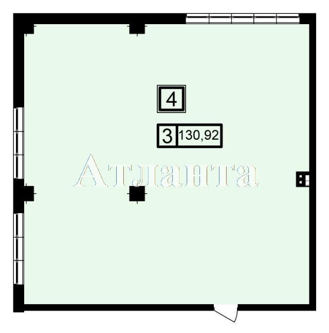 Продается 3-комнатная квартира в новострое на ул. Генуэзская — 124 370 у.е.