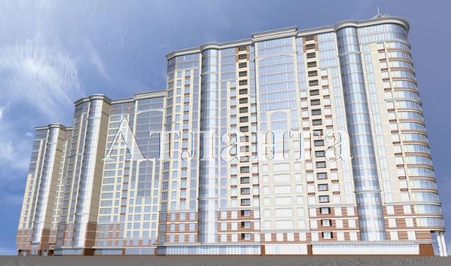 Продается 2-комнатная квартира в новострое на ул. Генуэзская — 101 500 у.е.