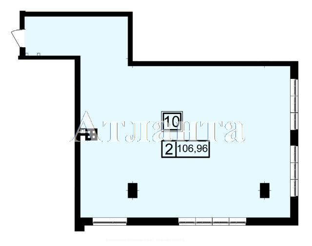 Продается 2-комнатная квартира в новострое на ул. Генуэзская — 101 610 у.е. (фото №3)