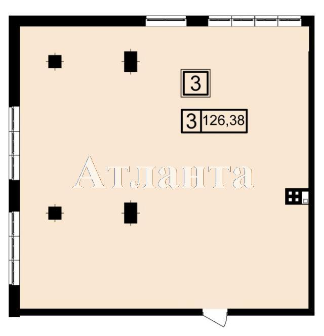 Продается 3-комнатная квартира в новострое на ул. Генуэзская — 98 540 у.е. (фото №3)