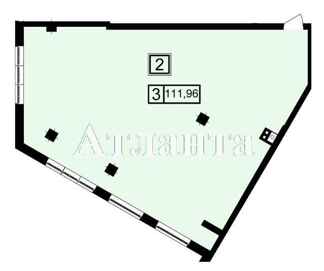 Продается 3-комнатная квартира в новострое на ул. Генуэзская — 105 240 у.е. (фото №3)