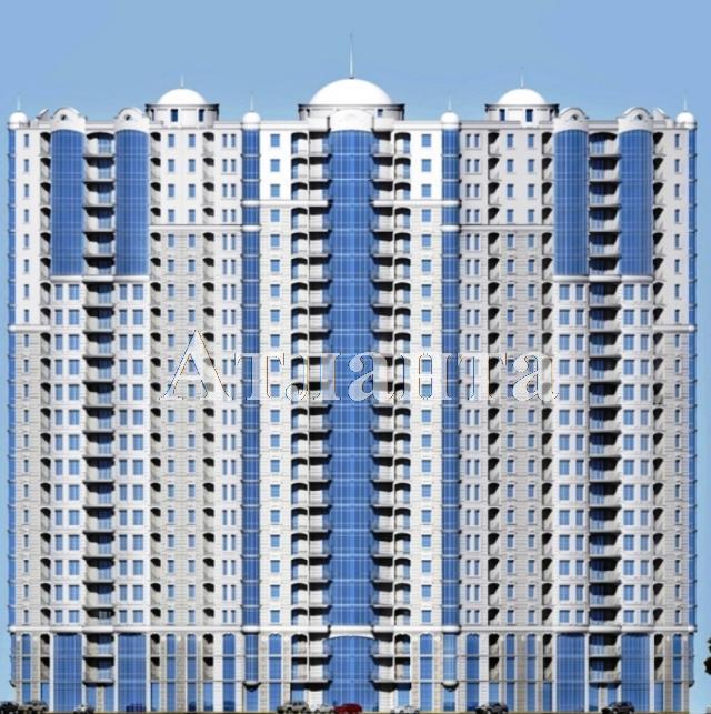 Продается 1-комнатная квартира в новострое на ул. Гагаринское Плато — 65 420 у.е. (фото №2)