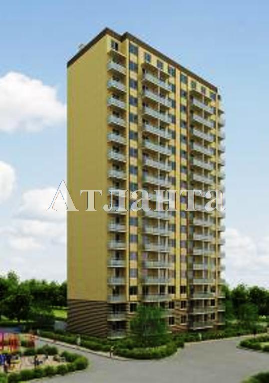 Продается 1-комнатная квартира в новострое на ул. Сахарова — 34 100 у.е.
