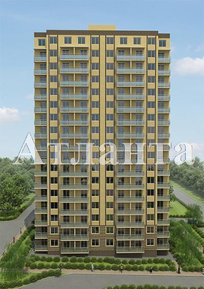 Продается 1-комнатная квартира в новострое на ул. Сахарова — 24 670 у.е. (фото №3)