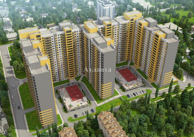 Продается 3-комнатная квартира в новострое на ул. Михайловская — 60 500 у.е.