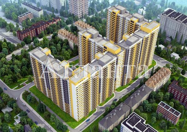 Продается 1-комнатная квартира в новострое на ул. Михайловская — 28 350 у.е.