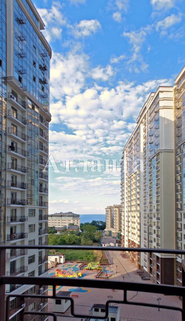 Продается 1-комнатная квартира в новострое на ул. Французский Бул. — 110 000 у.е. (фото №19)