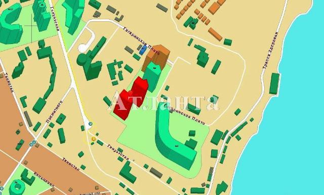 Продается 1-комнатная квартира в новострое на ул. Гагаринское Плато — 56 300 у.е. (фото №4)