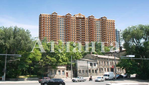 Продается 2-комнатная квартира в новострое на ул. Дюковская — 50 430 у.е. (фото №3)