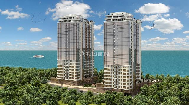 Продается 1-комнатная квартира в новострое на ул. Гагаринское Плато — 62 820 у.е. (фото №2)