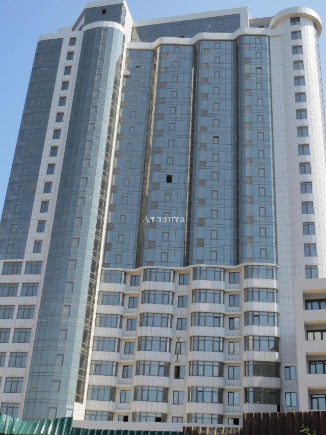 Продается 1-комнатная квартира в новострое на ул. Гагаринское Плато — 41 440 у.е. (фото №2)