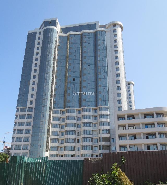 Продается 1-комнатная квартира в новострое на ул. Гагаринское Плато — 75 100 у.е. (фото №2)