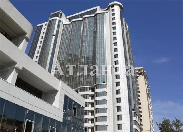 Продается 1-комнатная квартира в новострое на ул. Гагаринское Плато — 66 360 у.е. (фото №2)