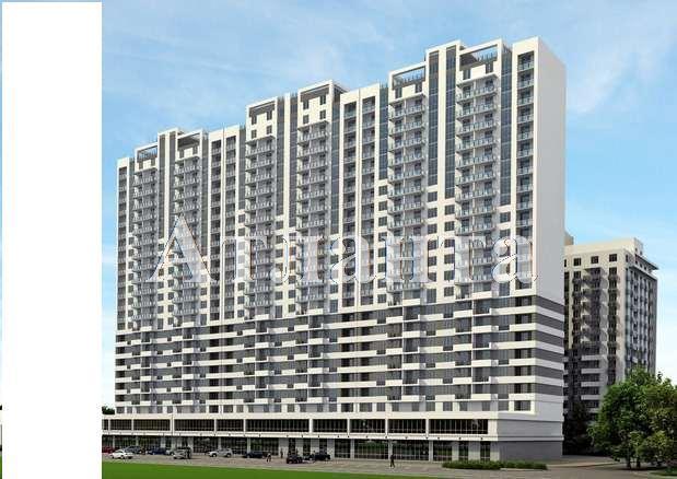 Продается 2-комнатная квартира в новострое на ул. Люстдорфская Дорога — 65 000 у.е. (фото №2)