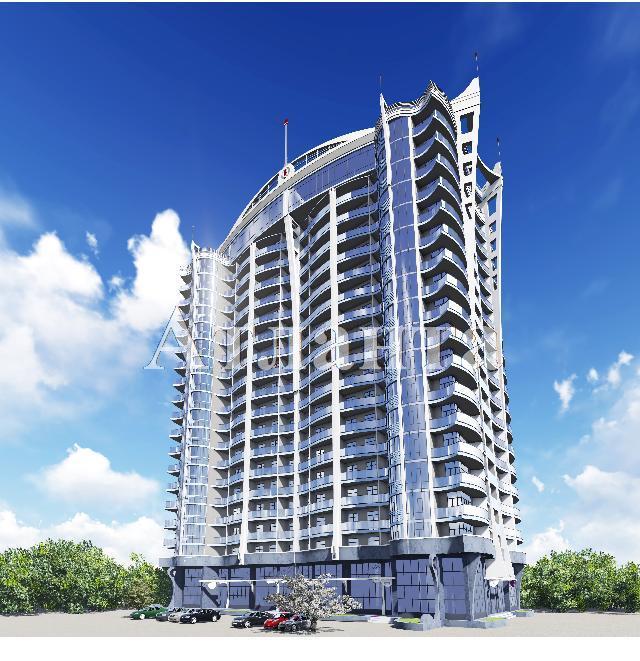 Продается 1-комнатная квартира в новострое на ул. Кордонный Пер. — 45 590 у.е. (фото №2)