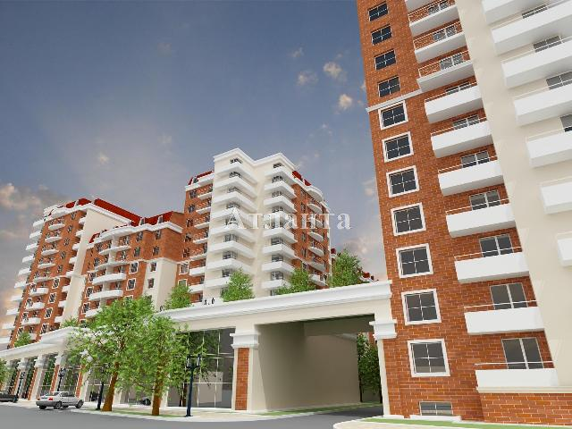 Продается 1-комнатная квартира в новострое на ул. Генерала Цветаева — 17 500 у.е.
