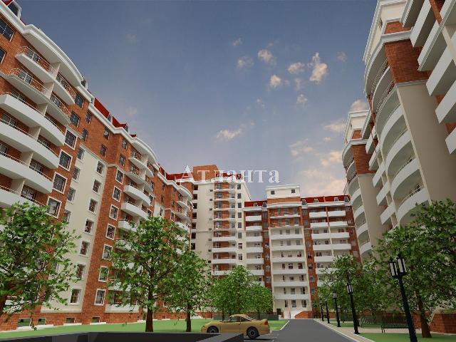 Продается 1-комнатная квартира в новострое на ул. Генерала Цветаева — 17 500 у.е. (фото №3)