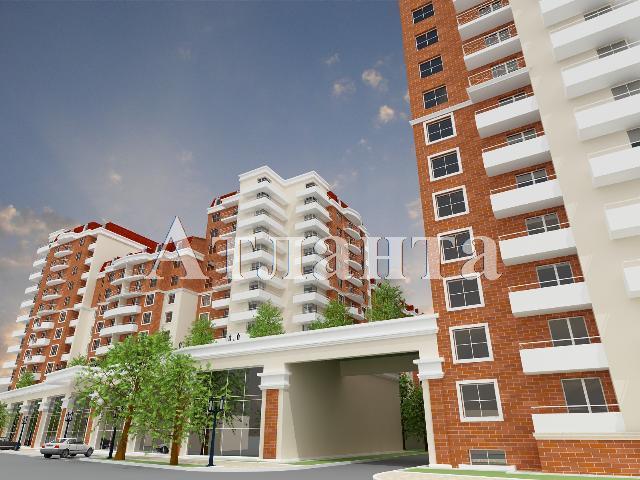 Продается 2-комнатная квартира в новострое на ул. Генерала Цветаева — 31 240 у.е.