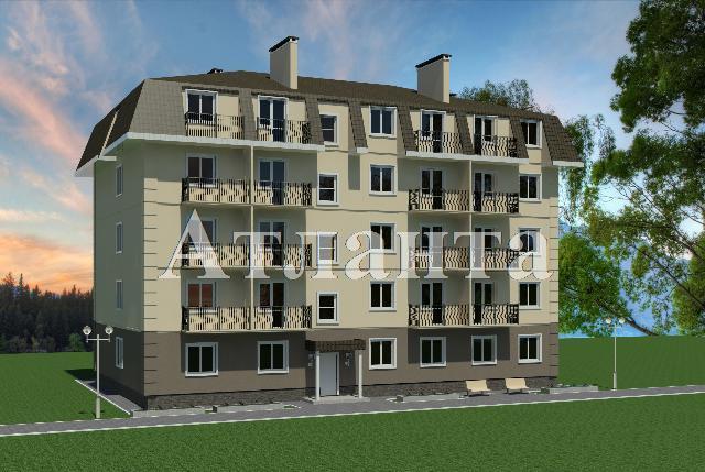 Продается 1-комнатная квартира в новострое на ул. Швыгина Ген. — 27 200 у.е. (фото №2)