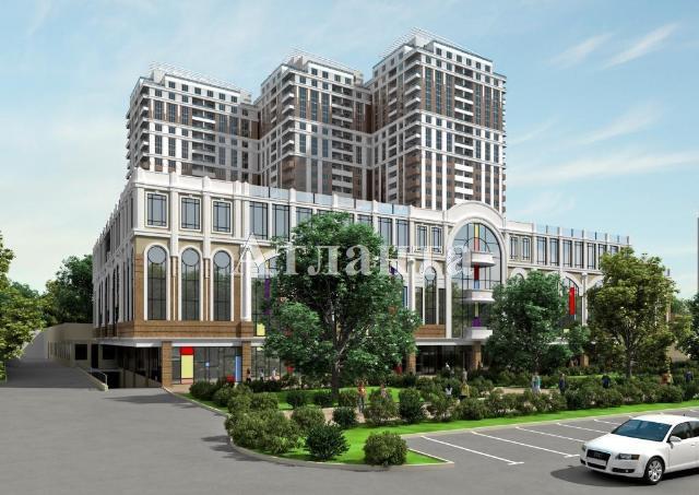 Продается 2-комнатная квартира в новострое на ул. Генуэзская — 90 610 у.е. (фото №3)